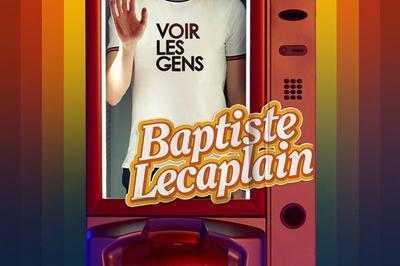 Baptiste Lecaplain à Paris 9ème