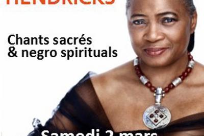 Barbara Hendricks à Chalons en Champagne