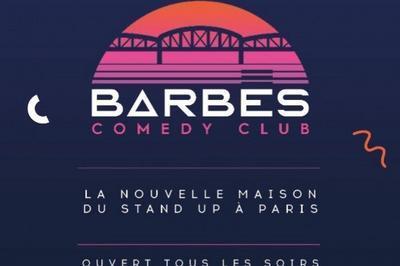 Barbes Comedy Club à Paris 18ème