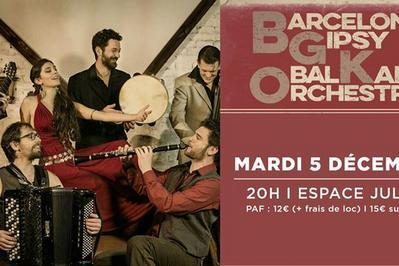 Barcelona Gipsy balKan Orchestra à Marseille