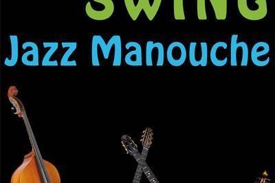 Jazz Manouche Chateau Gassier à Puyloubier