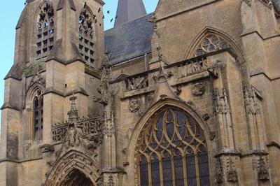 Basilique Notre-dame à Avioth