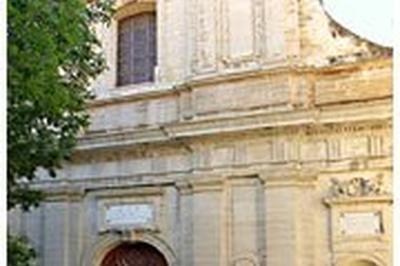 Basilique Notre-dame Des Tables à Montpellier