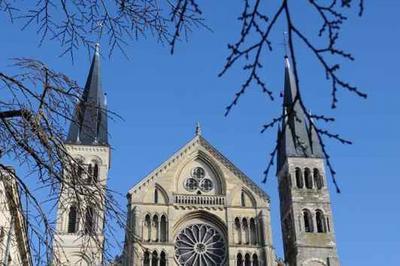 Basilique Saint-remi à Reims
