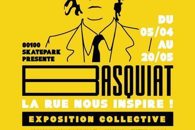 Basquiat, la rue nous inspire ! à Abbeville