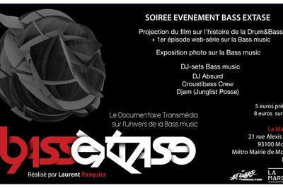 Bass Extase à Montreuil