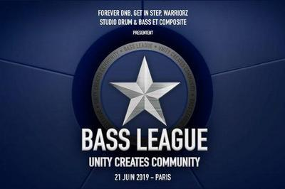 Bass League à Paris 13ème