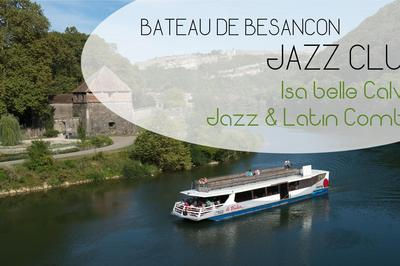 Bateau de Besançon - Jazz Club à Besancon