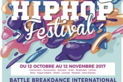 Battle New School Breakdance International World Finale à Quimper