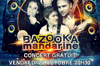 Bazooka Mandarine à Boulogne Billancourt