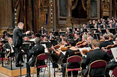 Beethoven : Symphonies N°5 à Versailles