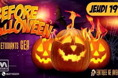 Before Halloween - IUT GEA à Besancon