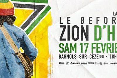 Before ZION D'hiver à Bagnols sur Ceze