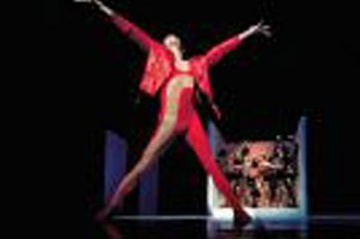 Bejart Ballet Lausanne à Orange