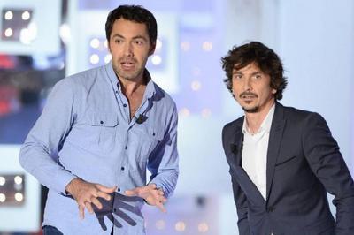 Ben et Arnaud Tsamère à Bischwiller