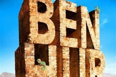 Ben Hur, La Parodie à Avignon