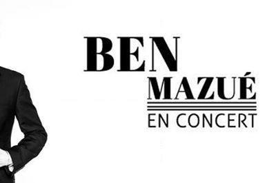 Ben Mazué à Lille
