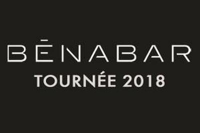 Benabar + 1ère Partie à Marseille