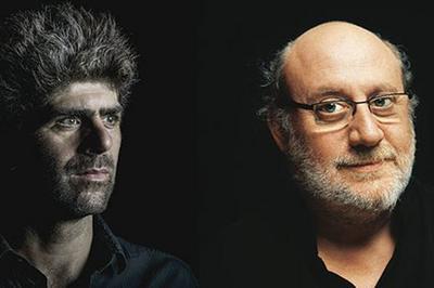 Benjamin Moussay & Andy Emler à Les Lilas