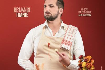 Benjamin Tranie à Arles