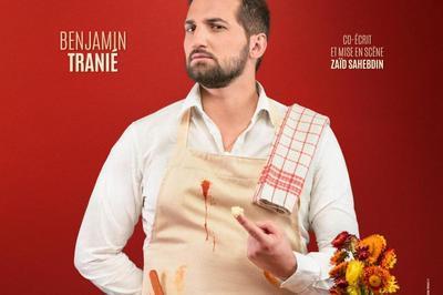 Benjamin Tranié, Dans son spectacle « Le Dernier relais» à Boulogne Billancourt