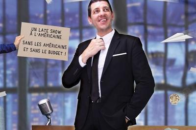 Benjy Dotti Dans The Late Comic Show à Aix en Provence