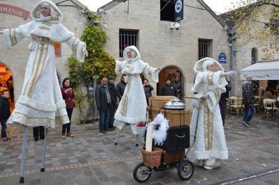 Bercy Village conte Noël à Paris 12ème