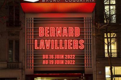Bernard Lavilliers à Paris 9ème
