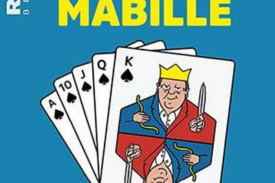 Bernard Mabille à Besancon