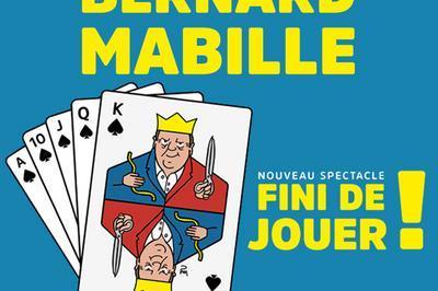 Bernard Mabille à Saint Gregoire