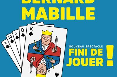 Bernard Mabille à Angers
