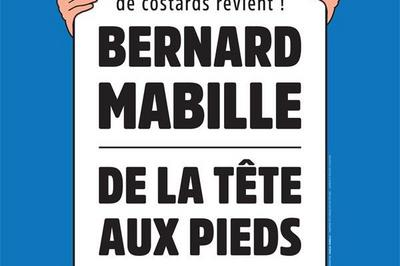Bernard Mabille à Parthenay