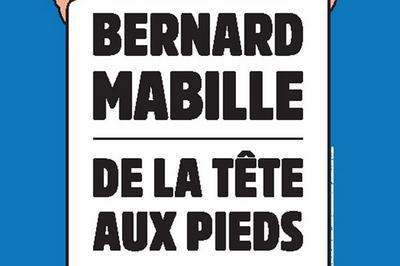 Bernard Mabille à Saint Sauveur le Vicomte