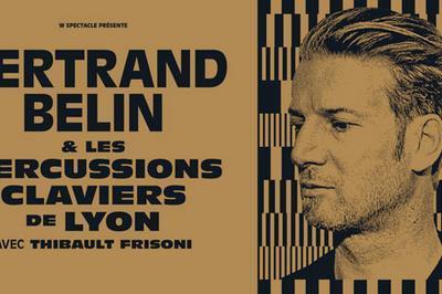 Bertrand Belin & Les Percussions Clavier à Herouville saint Clair