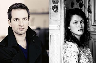 Bertrand Chamayou & Elodie Sicard - répétition publique à Caen
