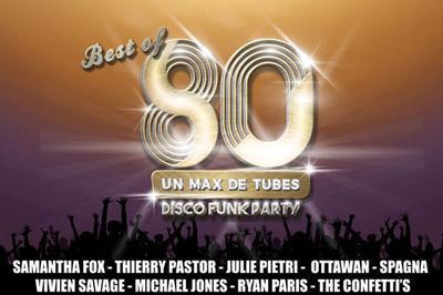 Best Of 80 à Montbeliard