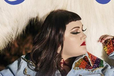 Beth Ditto à Carcassonne