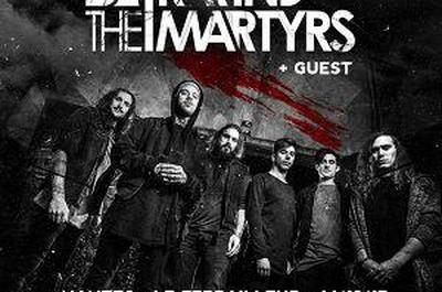 Betraying The Martyrs + Guests à Nantes