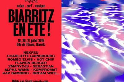 Biarritz en Été - Pass 2 jours du 18