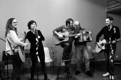 Bien au show avec La Pluie Qui Chante à Le Relecq Kerhuon