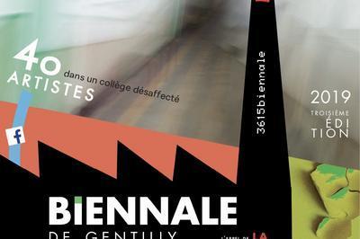 Biennale d'art contemporain de Gentilly