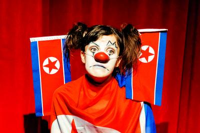 Bienvenue En Coree Du Nord à Avignon