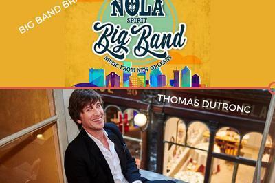 Big Band Brass/thomas Dutronc à Saint Gaudens