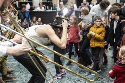 BIG BANG Festival - Aventures musicales pour enfants à Rouen