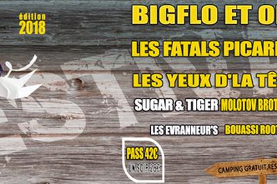Danakil - Les Fatals Picards à Saint Andre des Eaux