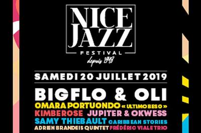 Bigflo & Oli/ Omara Portuondo à Nice
