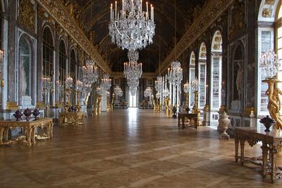 Billet Chateau De Versailles