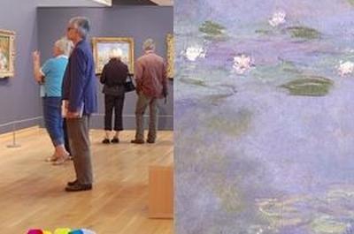 Billet Couplé Musée Des Impressionnismes Giverny + Musée Vernon