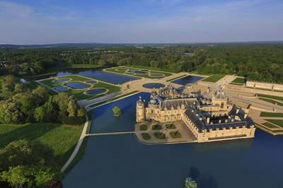 Billet Domaine De Chantilly
