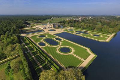 Billet Parc Du Chateau De Chantilly